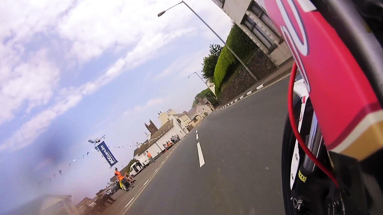 Un vídeo que te hará sentir cómo es dar una vuelta en el TT de la Isla de Man