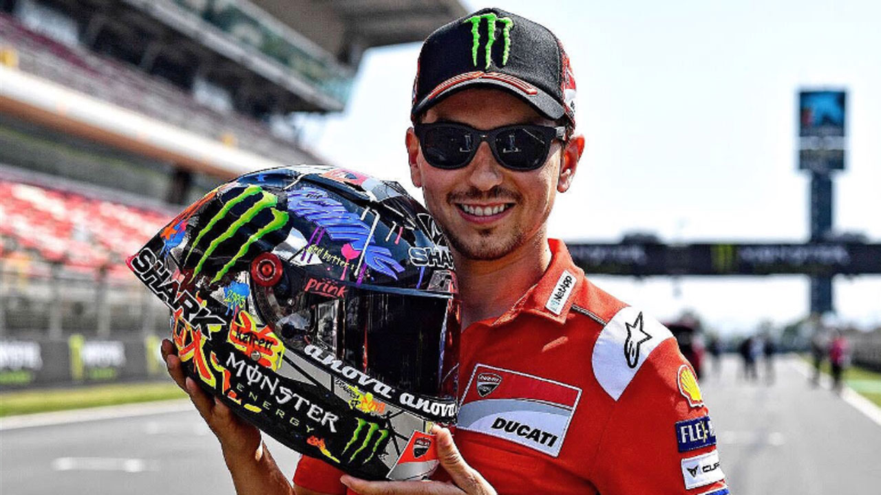 """Jorge Lorenzo: """"Empiezo a pilotar la Ducati como pilotaba la Yamaha"""""""