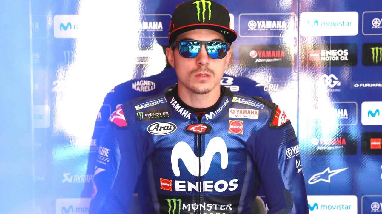 """Maverick Viñales, decepcionado con Yamaha: """"Estoy limitado a lo que la moto me deja"""""""