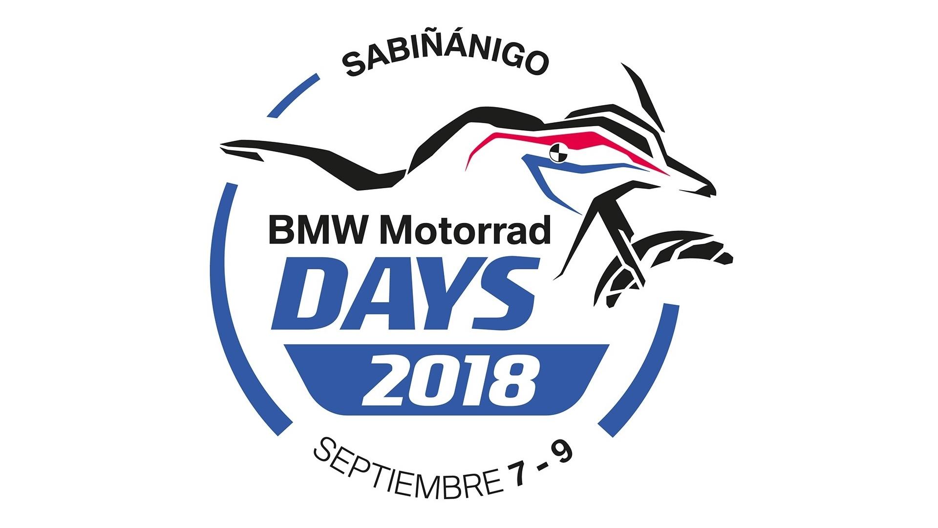 Llegan los BMW Motorrad Days 2018
