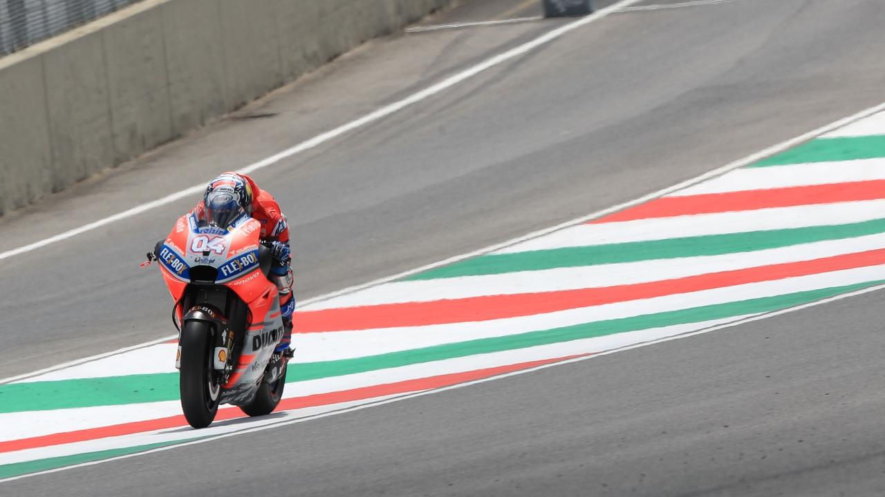 Los cinco circuitos con mayor velocidad punta de MotoGP