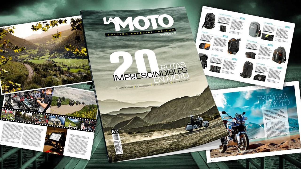 Especial Turismo en Moto: 20 Rutas Imprescindibles de LA MOTO