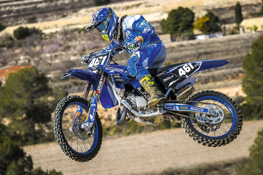 Yamaha YZ 125 bLU cRU CUP: Cuna de oportunidades