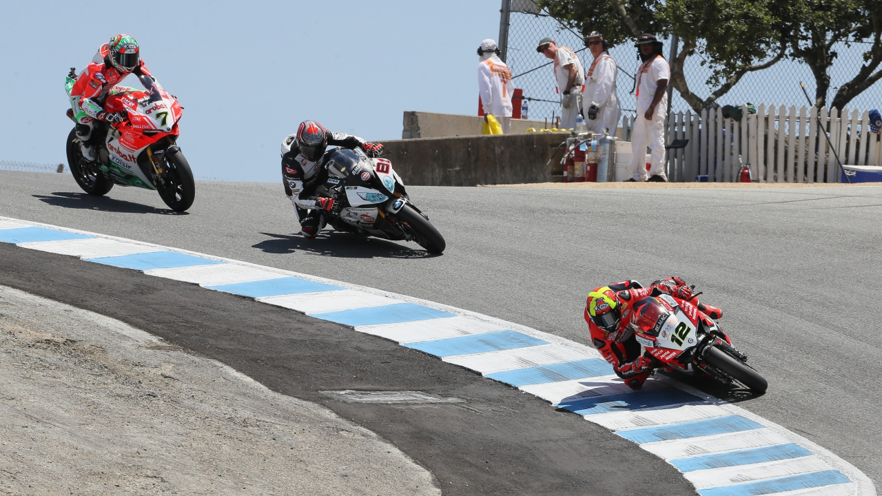 WSBK Laguna Seca 2018: Horarios, TV y links