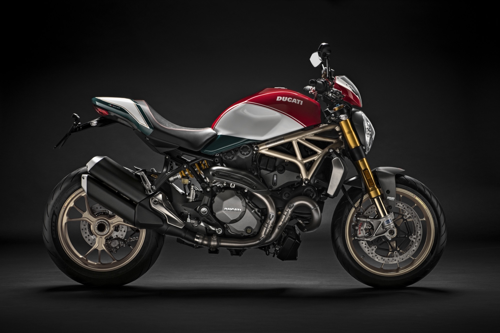 Ducati Monster 1200 25 Aniversario, en honor a su origen