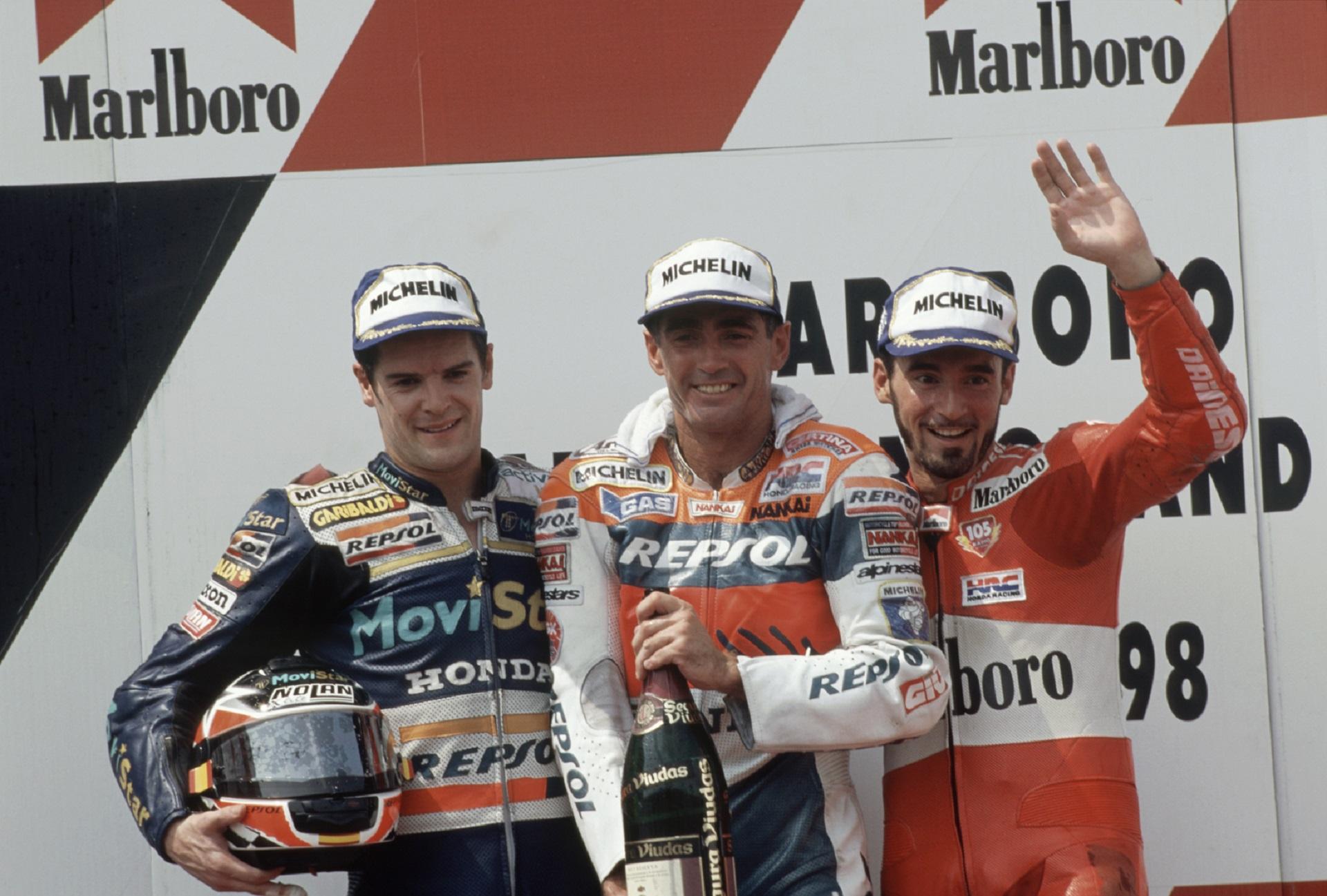 Entrevista a Carlos Checa: ''Veo a Márquez como ganador de MotoGP este año''