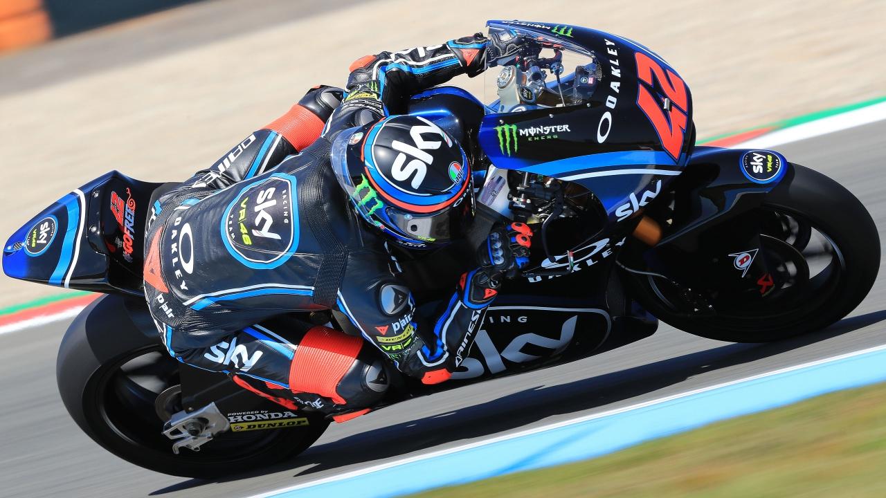 Pecco Bagnaia conquista Assen en Moto2 y Fabio Quartararo vuelve a brillar