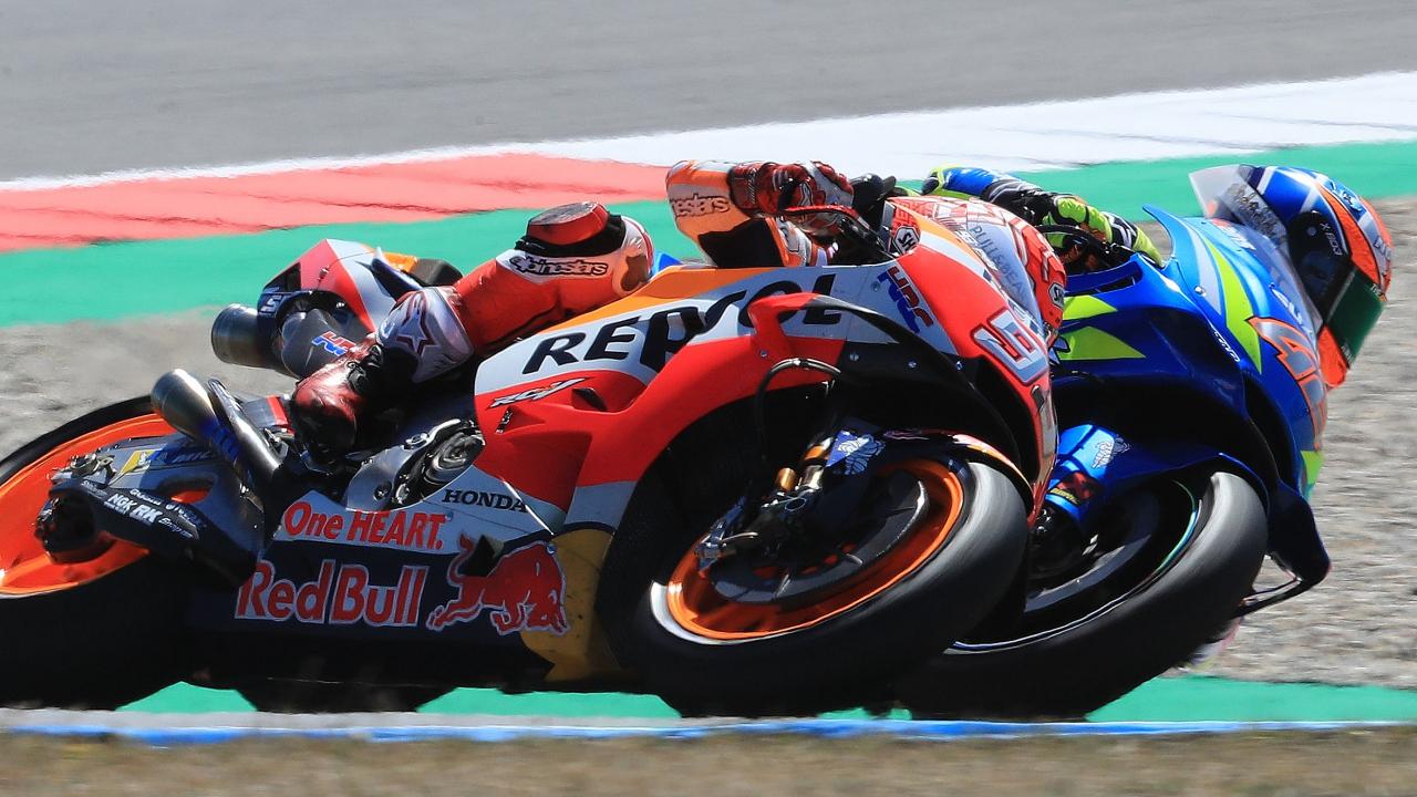 Los vídeos de los mejores momentos de la carrera de MotoGP Assen 2018