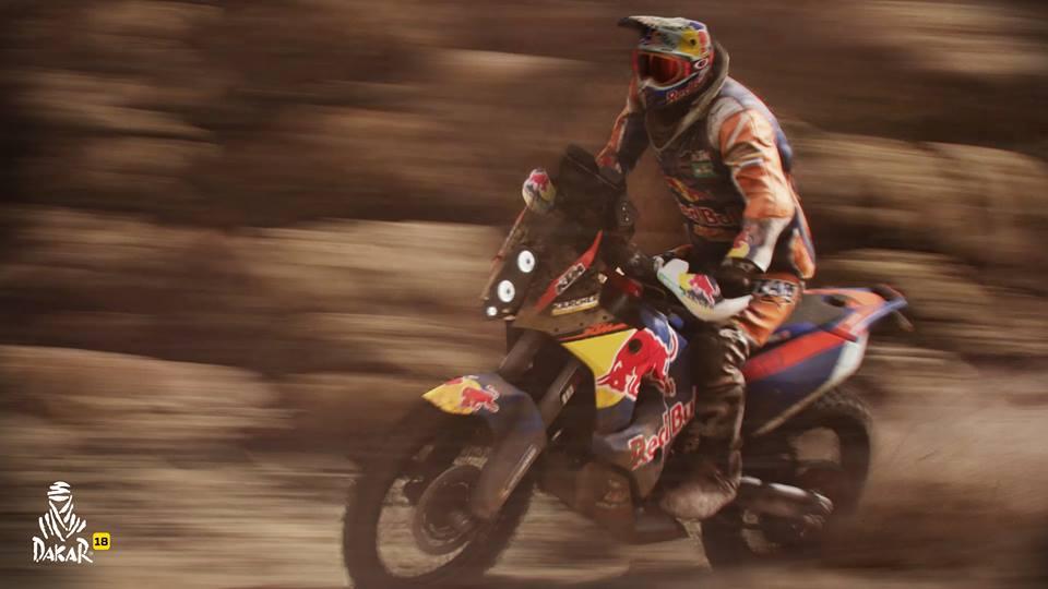 Dakar 18, el videojuego oficial de Rally más famoso del mundo