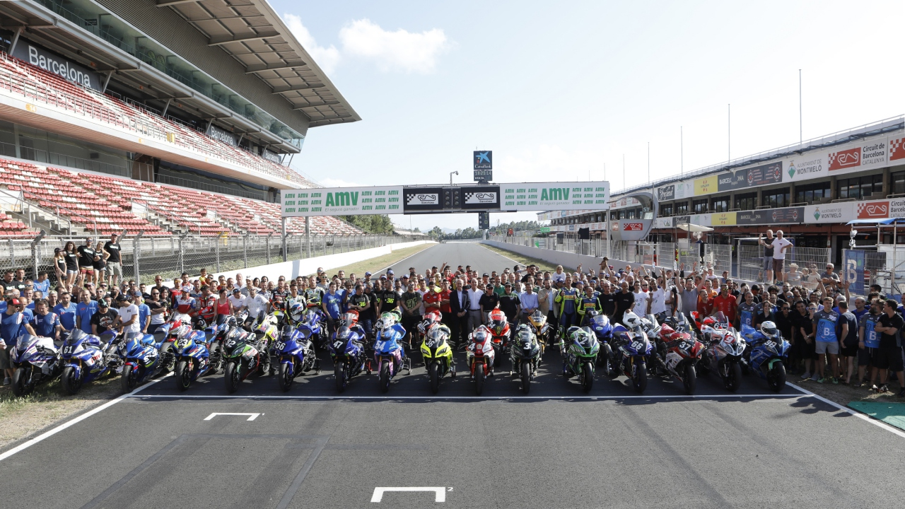 Previa y horarios 24 horas Catalunya 2018: Yamalube Folch Endurance vs Kawasaki Català