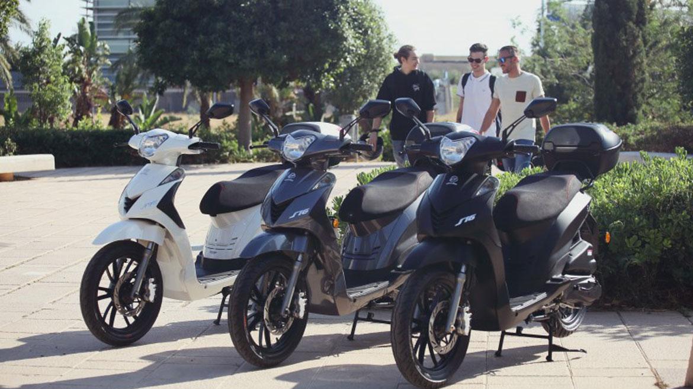 """Prueba motos en los """"125 Driving Experience Days"""" de MotoV4"""