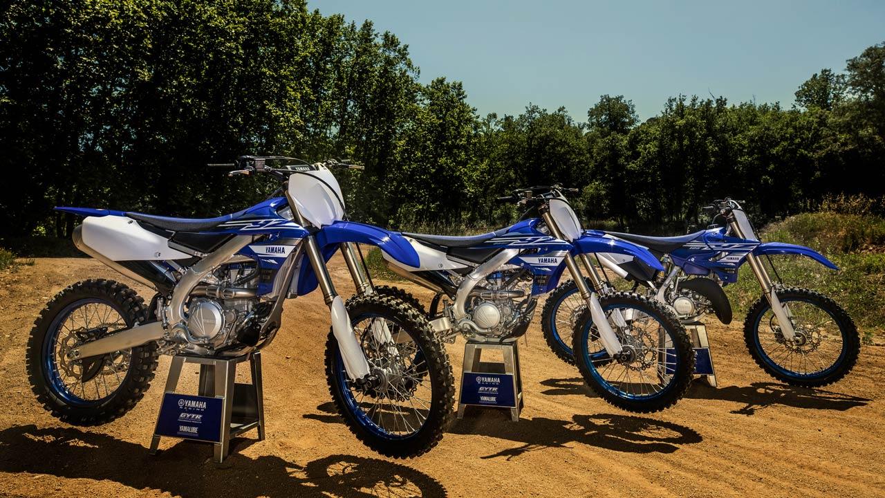 Gama Yamaha MX 2019, prueba, ficha técnica y primeras impresiones