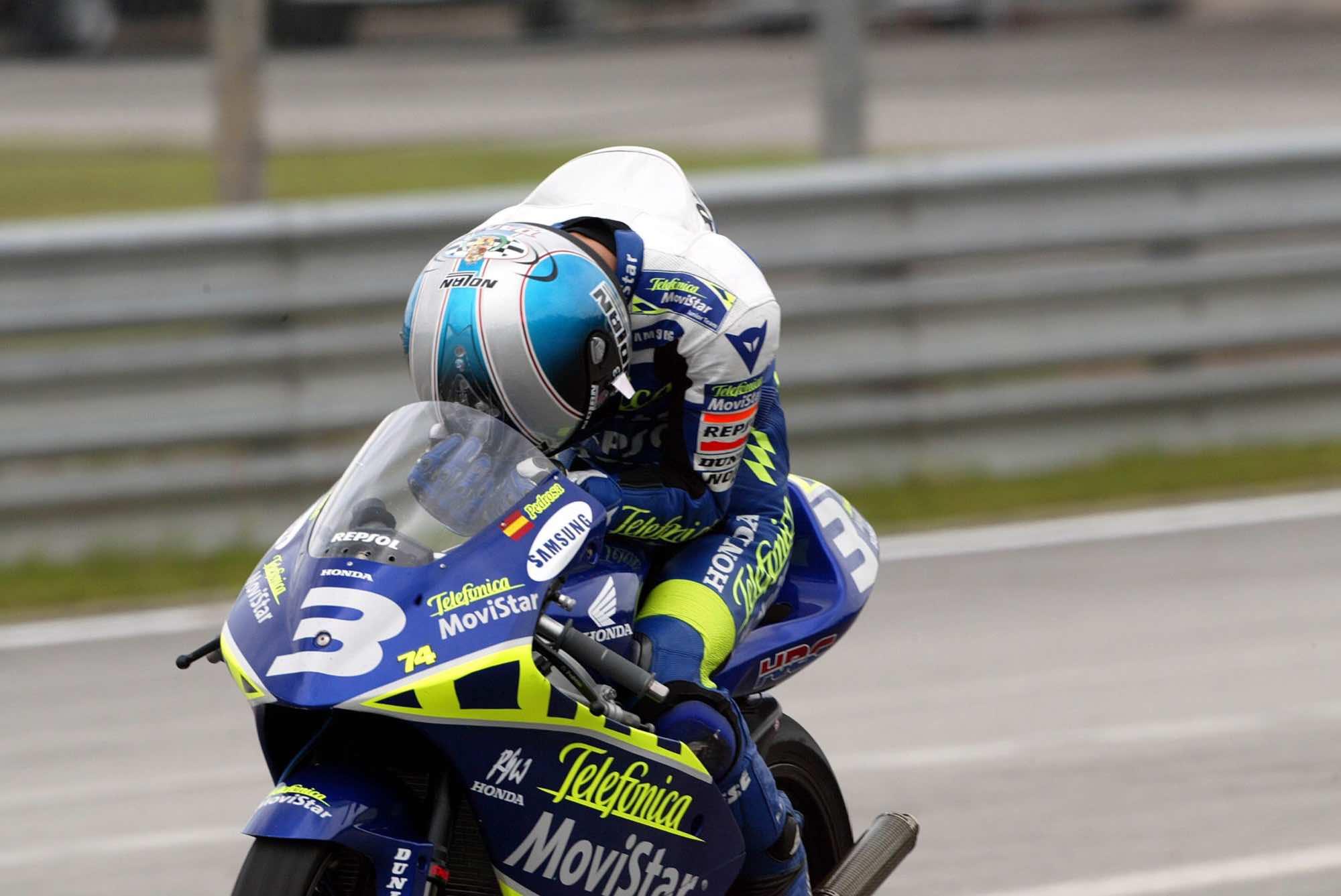 Los mejores momentos de Dani Pedrosa en MotoGP