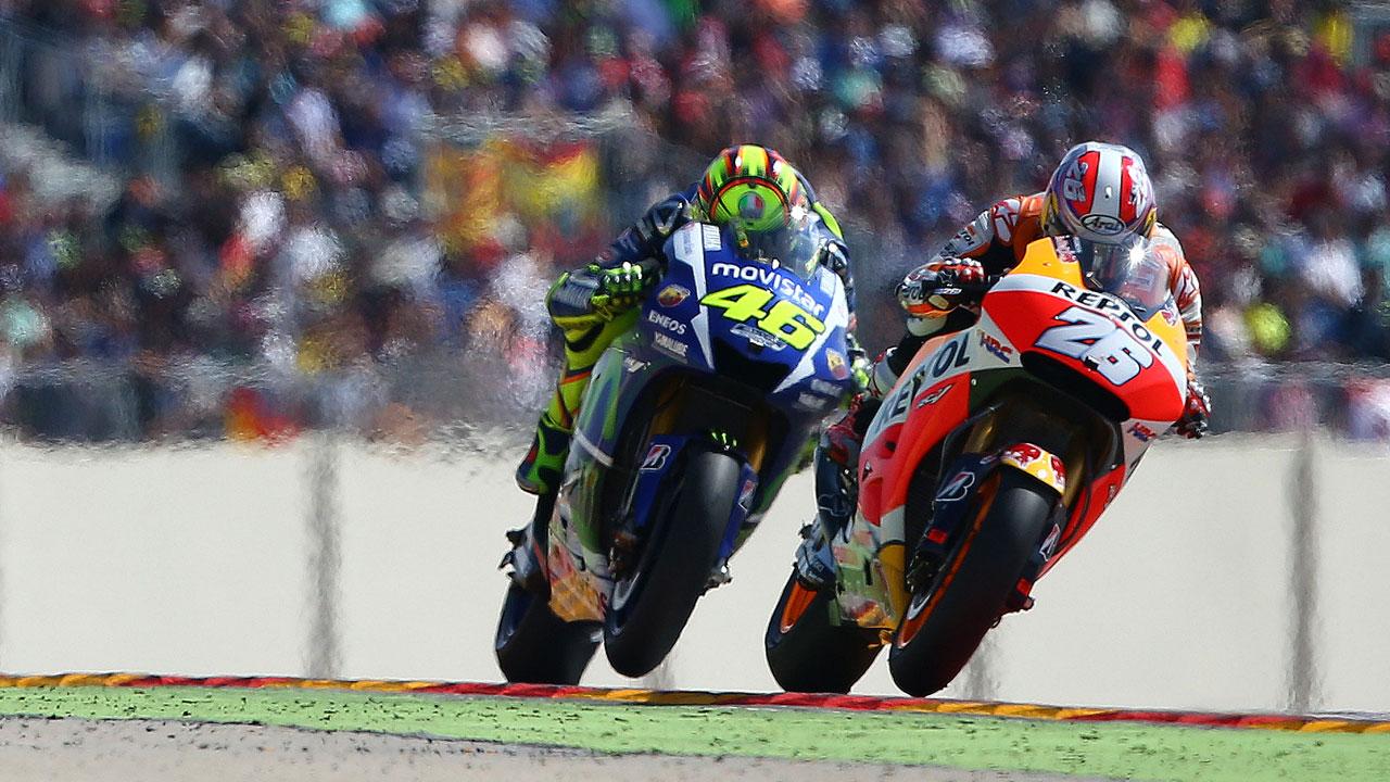 """Valentino Rossi: """"Pedrosa ha merecido al menos un título de MotoGP"""""""