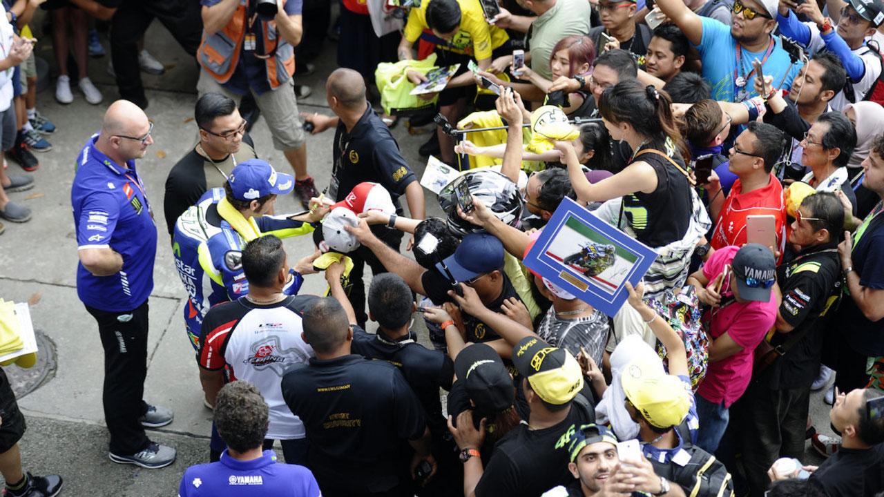 MotoGP de masas (y las cifras infladas)