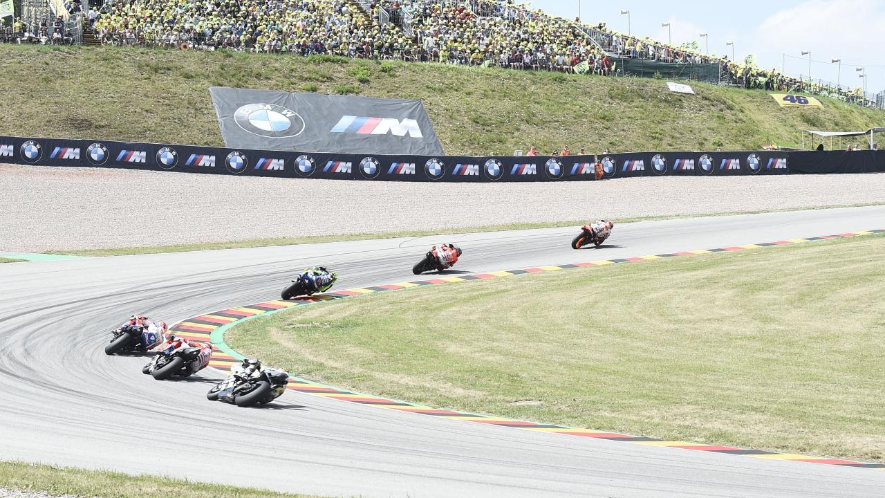 MotoGP 2018 – Píldoras Alemania: Dos ochos dorados, un año de ventaja y las Desmordenadas