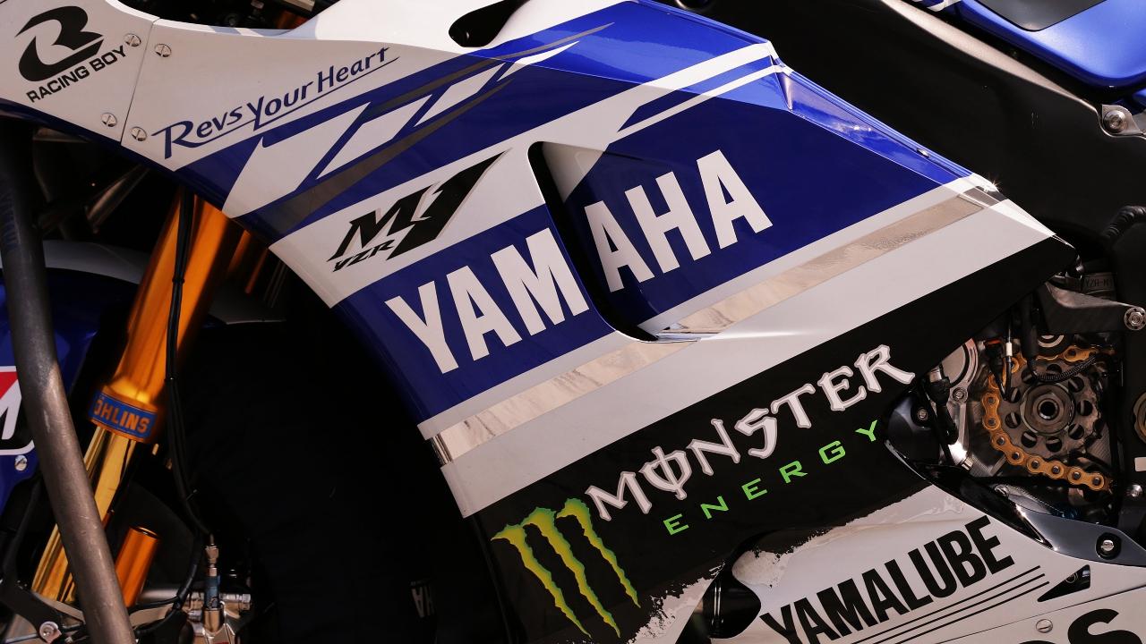 Monster Energy será el patrocinador principal de Yamaha en MotoGP 2019