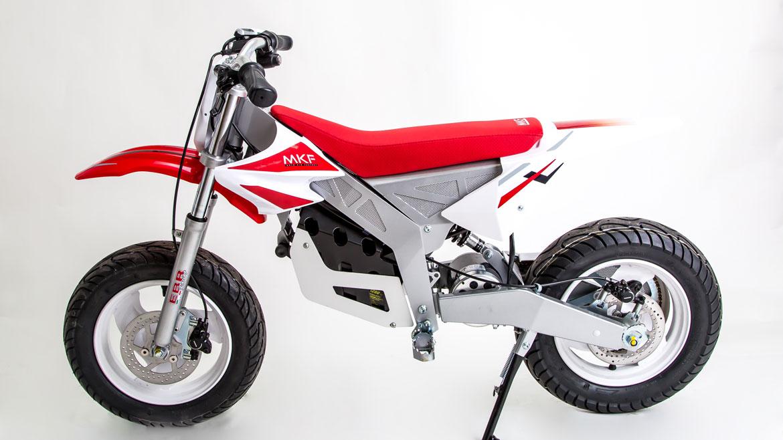 Motokid Factory llega al mercado de las dos ruedas
