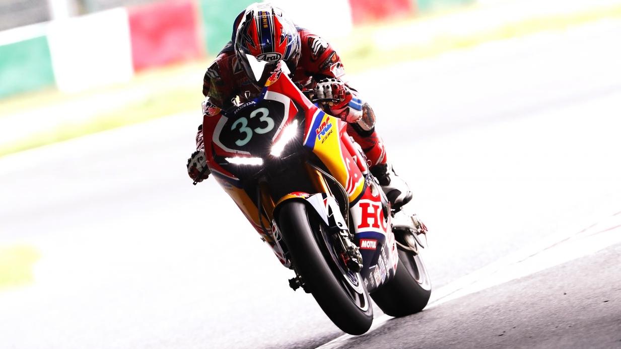 PJ Jacobsen sube al Team HRC para las 8 horas de Suzuka, Randy De Puniet ocupa su sitio