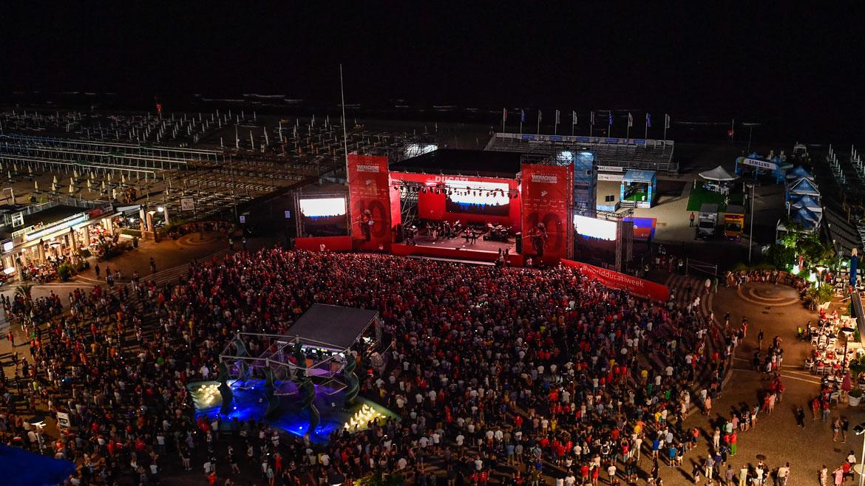 El World Ducati Week 2018 bate récord de asistencia