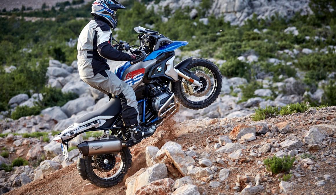 Estas son las motos más vendidas en el segmento trail