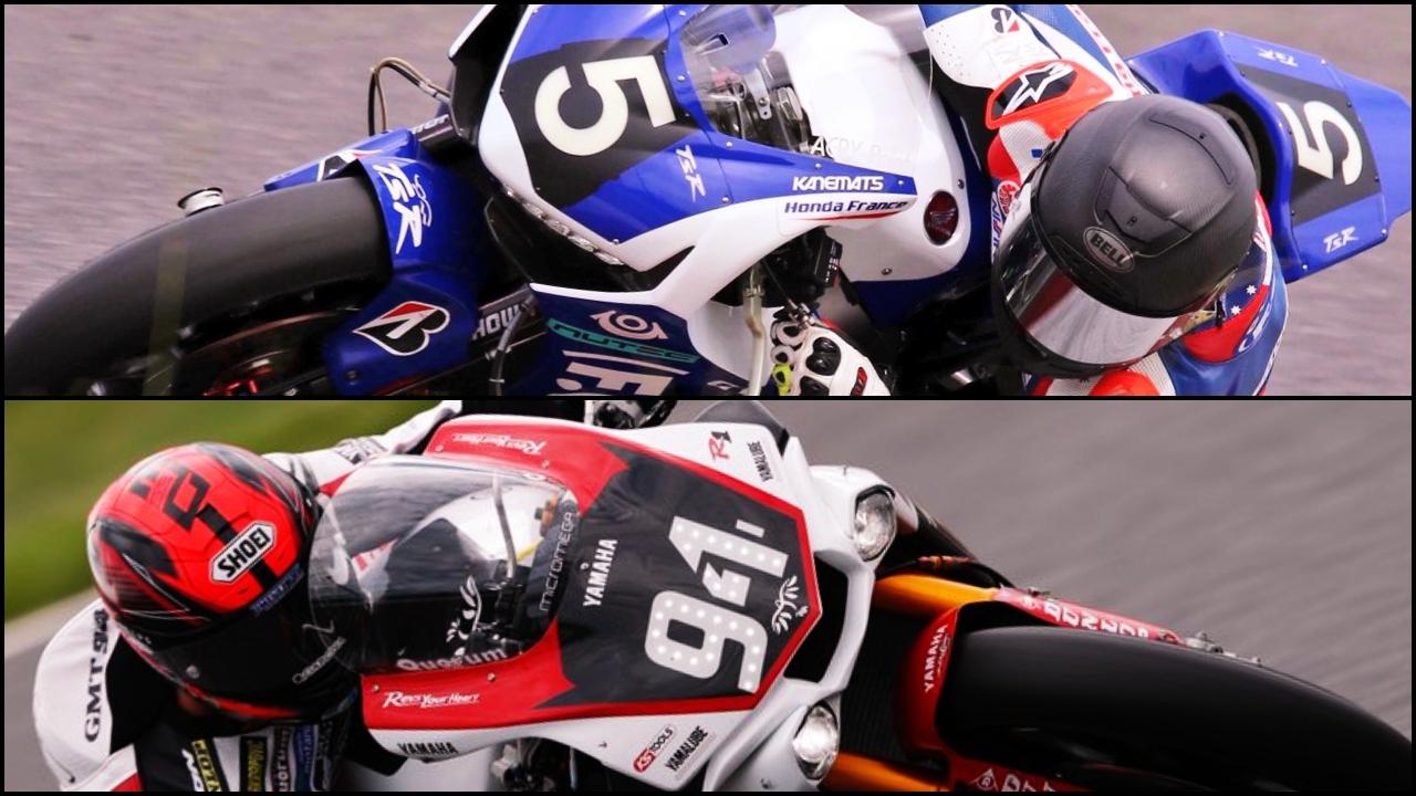8 horas de Suzuka 2018, la lucha por el Mundial: F.C.C. TSR Honda vs GMT94 Yamaha