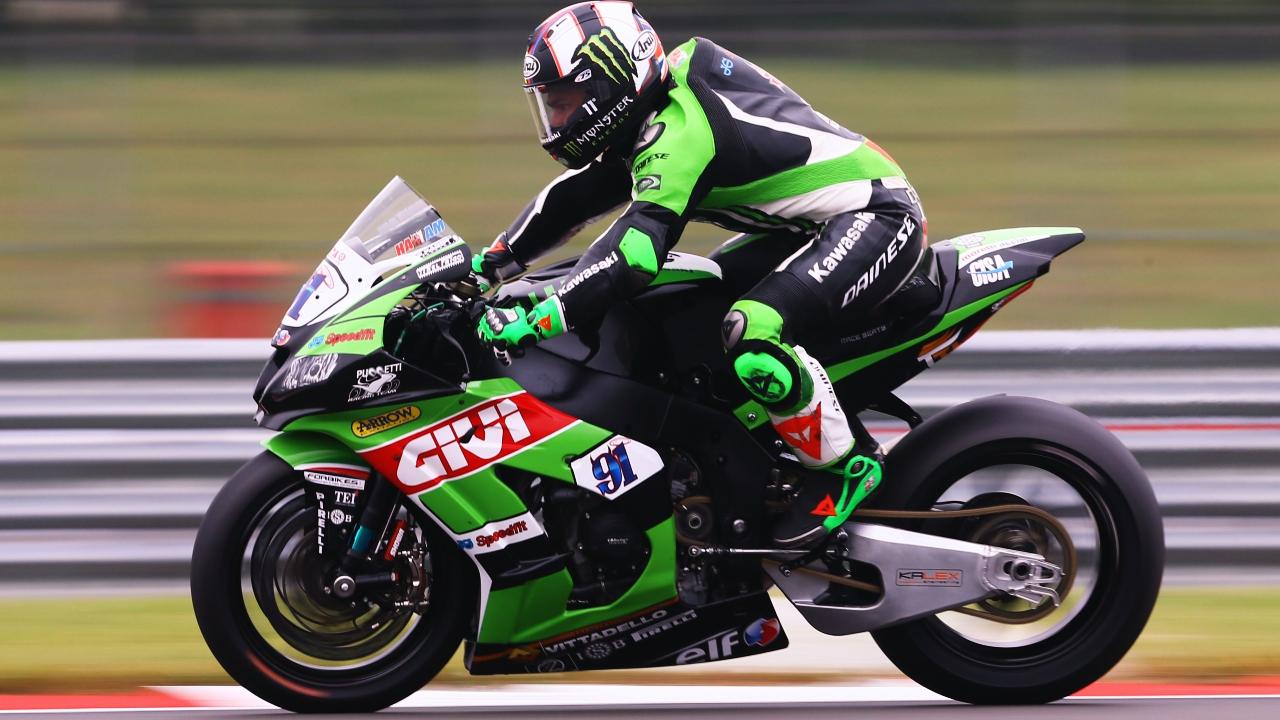 Kawasaki anuncia el fichaje de Leon Haslam para el Mundial de Superbike 2019