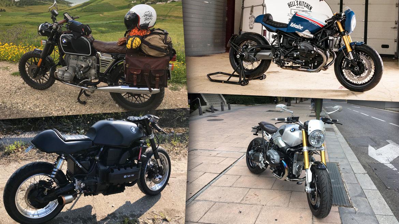 Llegan las primeras preparaciones del BMW Heritage Custom Project