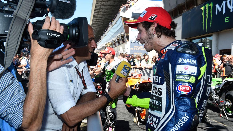 MotoGP renueva los derechos de televisión con Sky Italia hasta 2021... ¿y en España?