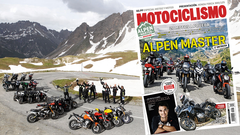 MOTOCICLISMO 2558, contenidos y sumario de la revista