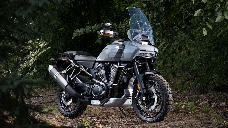 Pan America, Custom 1200 y streetfighter, el germen de una nueva generación de modelos de Harley-Davidson que llegarán a partir de 2020.