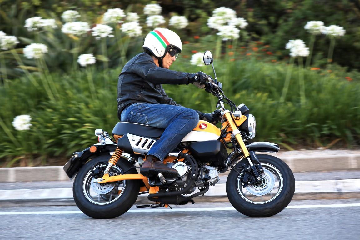 Honda Monkey, prueba, ficha técnica y primeras impresiones