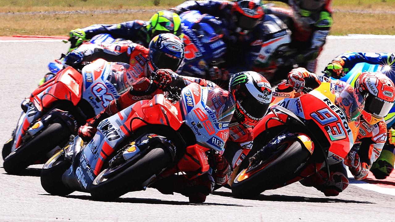 MotoGP busca rival para genio desencadenado