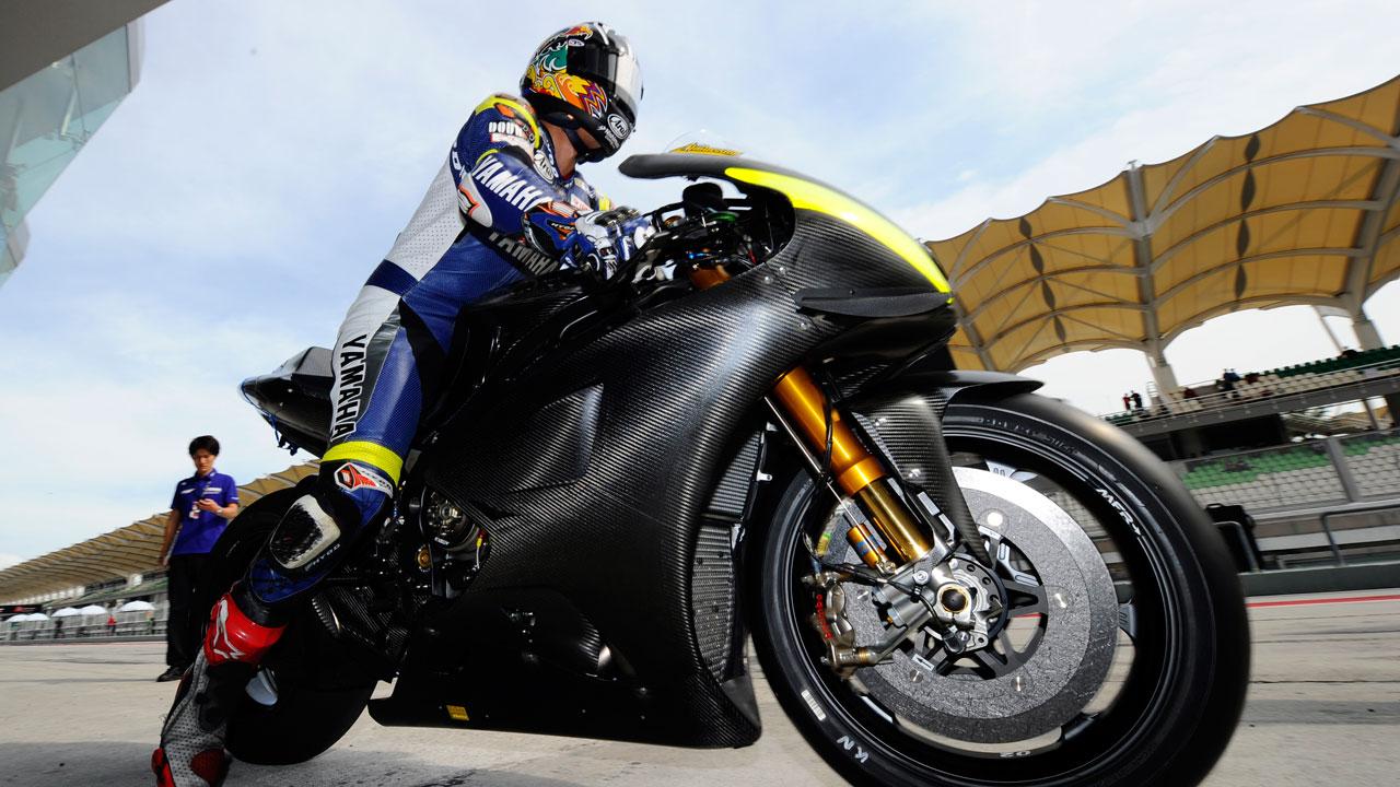 Yamaha tendrá un equipo de pruebas permanente en Europa