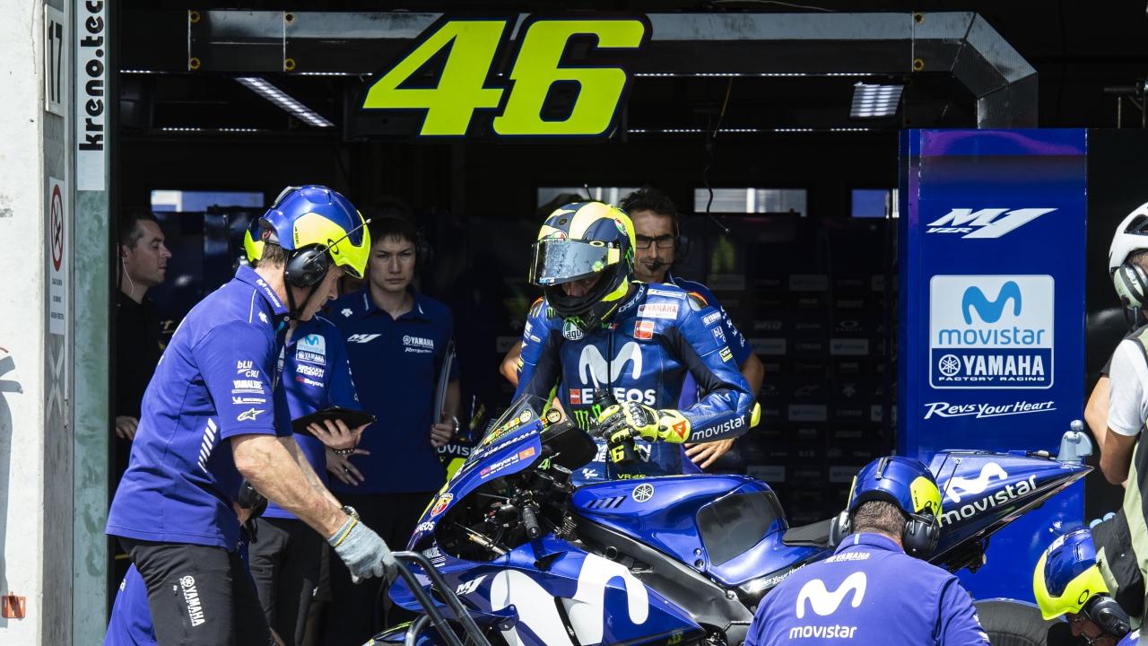 Valentino Rossi y Yamaha: un binomio imperfecto
