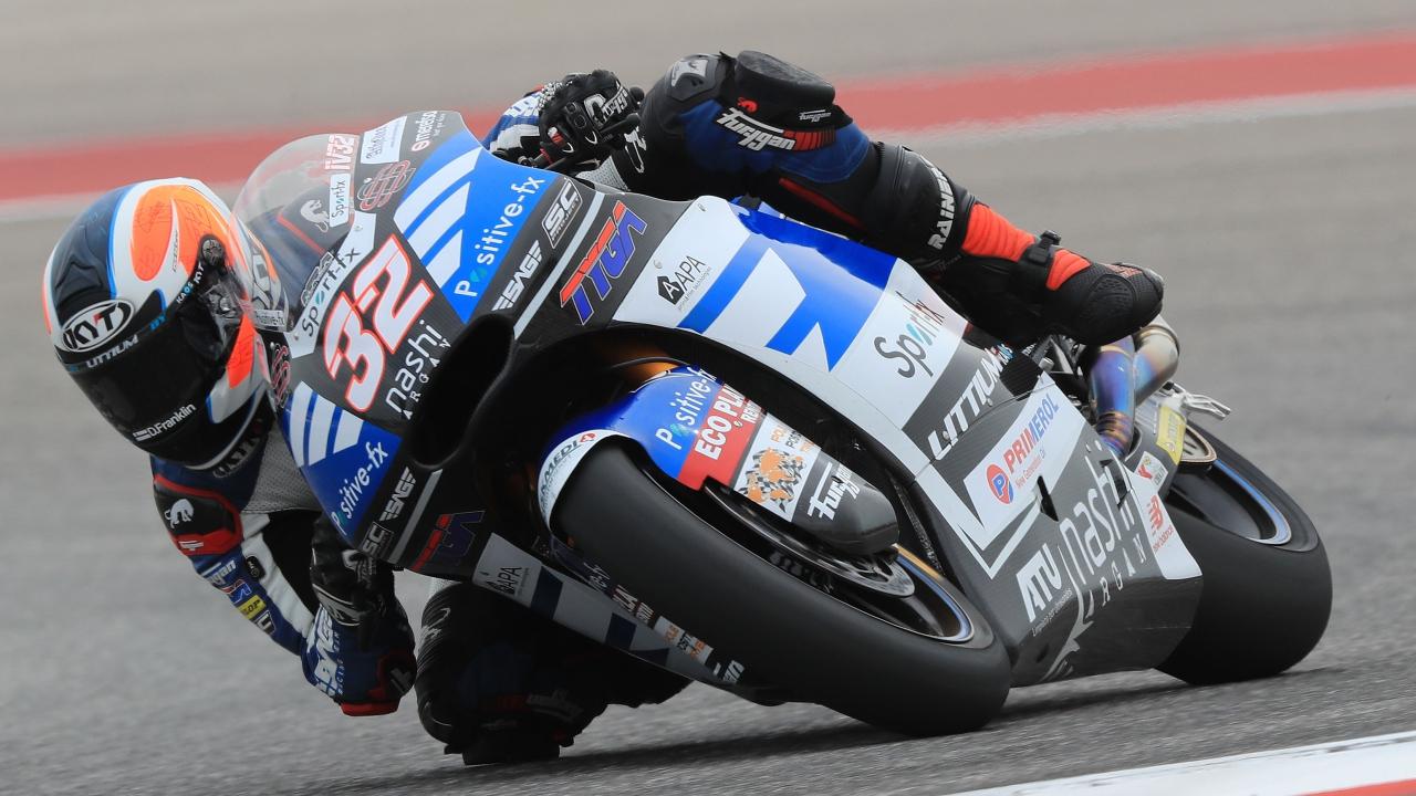 Isaac Viñales ficha por el Forward Racing para sustituir a Eric Granado en Moto2