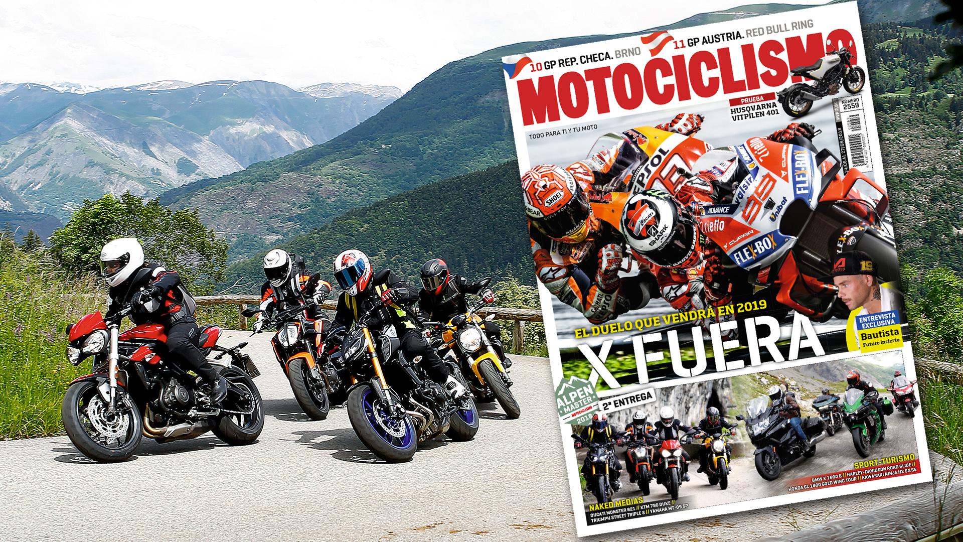 MOTOCICLISMO 2559, contenidos y sumario de la revista