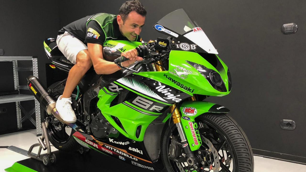 Héctor Barberá ficha por el Kawasaki Puccetti para el Mundial de Supersport