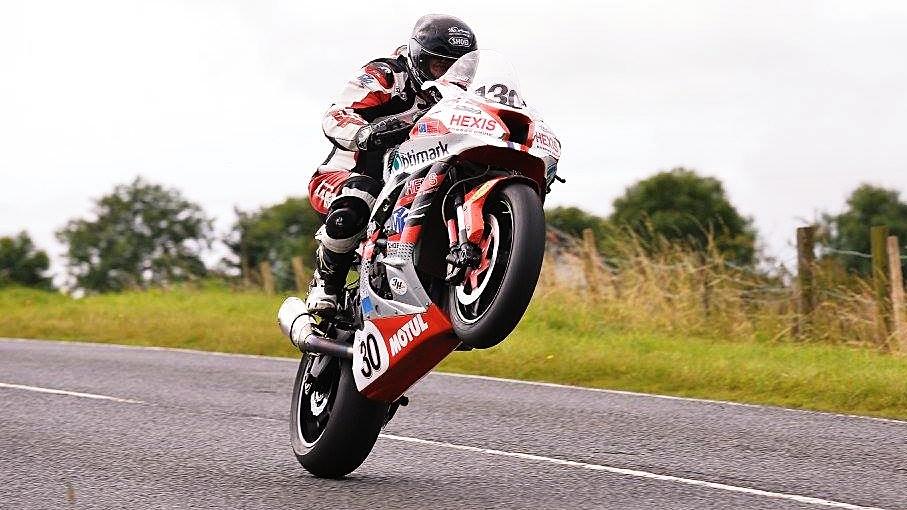 Fabrice Miguet fallece tras un accidente en el UlsterGP