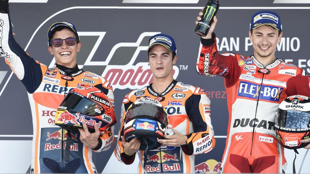 España llega a las 150 victorias entre 500cc y MotoGP