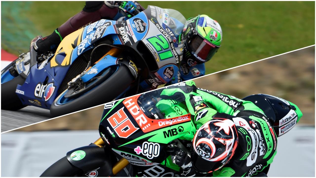 Franco Morbidelli y Fabio Quartararo serán los pilotos del SIC Yamaha en MotoGP 2019