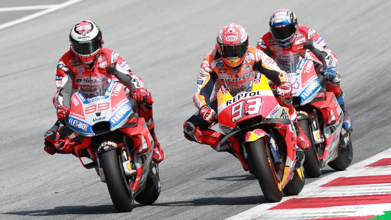 """""""Ducati es la moto a batir; mucha gente ha olvidado quién es Jorge Lorenzo"""""""