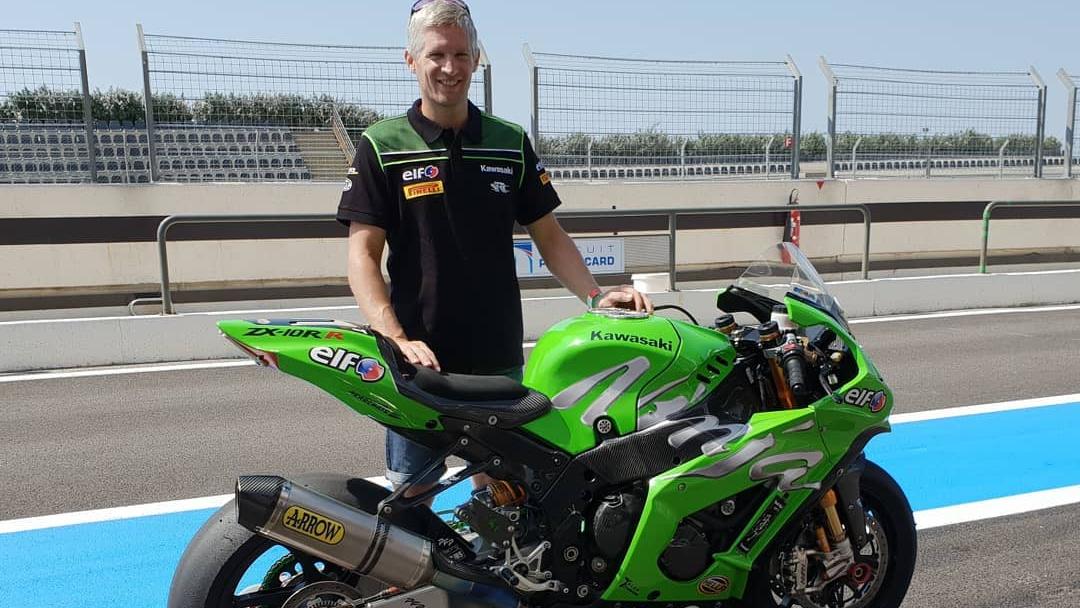 David Checa ficha por el SRC Kawasaki para el Mundial de Resistencia 2018-2019