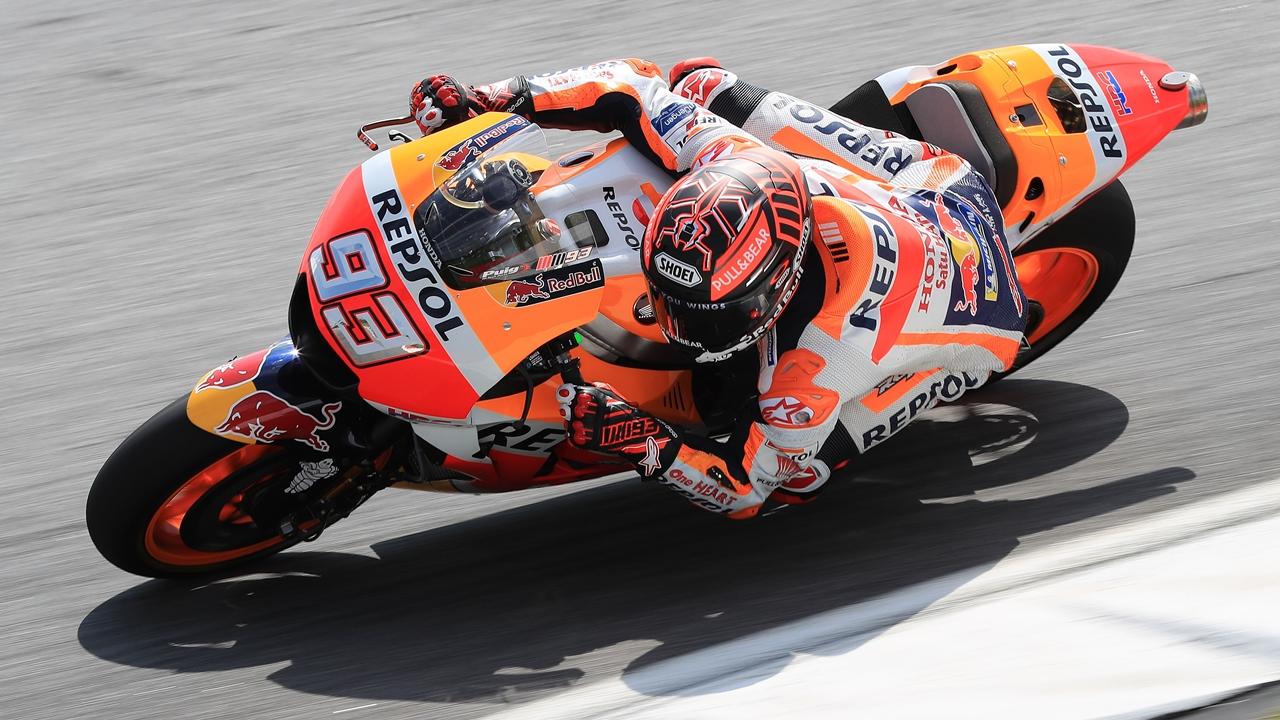 Marc Márquez vuelve a sus orígenes en MotoGP