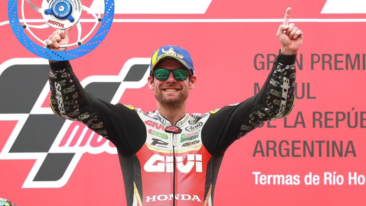 Cal Crutchlow seguirá con Honda en MotoGP hasta la temporada 2020