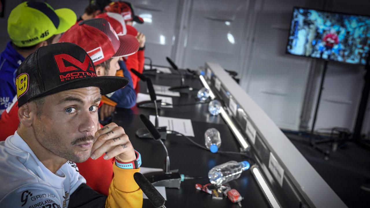 """Álvaro Bautista: """"Quiero irme de este paddock llegando a mi podio 50"""""""