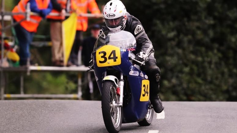 Alan 'Bud' Jackson, un mito de la Isla de Man, fallece en el Classic TT
