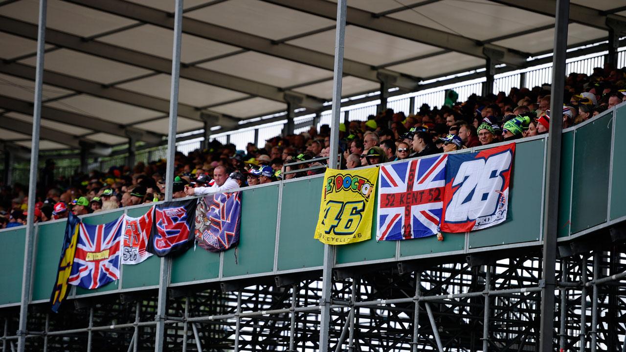 MotoGP y Silverstone, un matrimonio de conveniencia