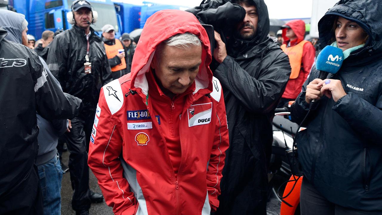 """La versión de Ducati: """"No todos los pilotos fueron informados"""""""