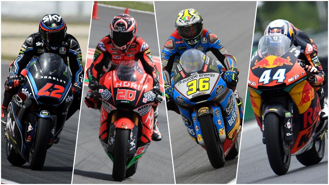 MotoGP 2019, el año de los rookies de oro